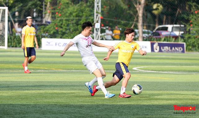 Dàn sao đình đám của bóng đá và showbiz Việt góp mặt ở giải đấu từ thiện vì miền Trung - Ảnh 20.