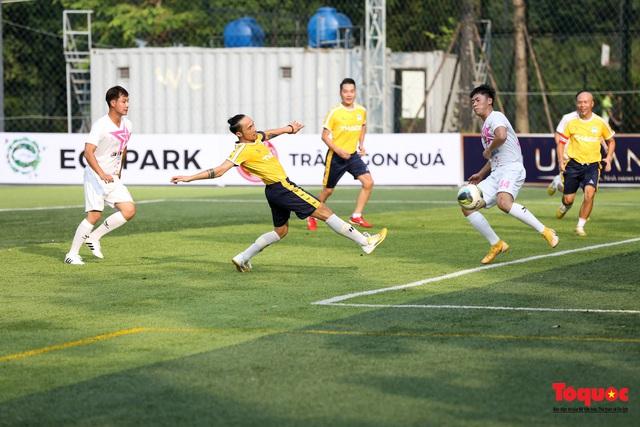 Dàn sao đình đám của bóng đá và showbiz Việt góp mặt ở giải đấu từ thiện vì miền Trung - Ảnh 17.