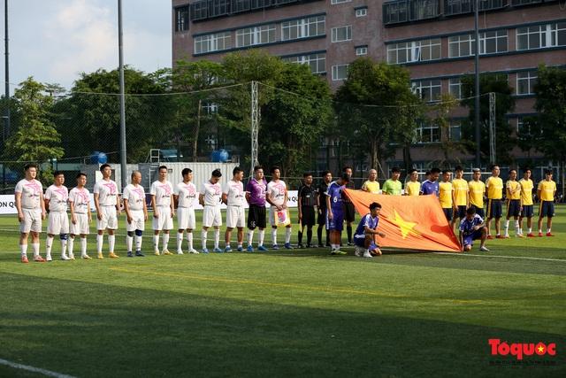 Dàn sao đình đám của bóng đá và showbiz Việt góp mặt ở giải đấu từ thiện vì miền Trung - Ảnh 1.