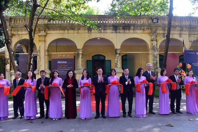 Kỷ niệm 10 năm Hoàng thành Thăng Long được UNESCO ghi danh: Góp phần tạo nên một diện mạo văn hóa đáng tự hào của Hà Nội - Ảnh 4.