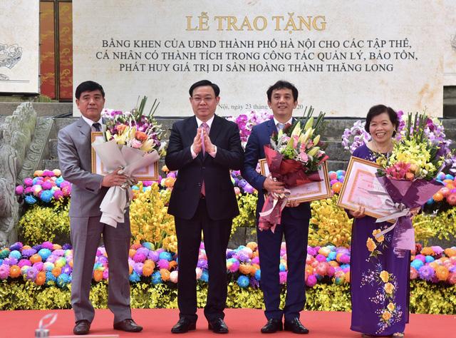 Kỷ niệm 10 năm Hoàng thành Thăng Long được UNESCO ghi danh: Góp phần tạo nên một diện mạo văn hóa đáng tự hào của Hà Nội - Ảnh 3.