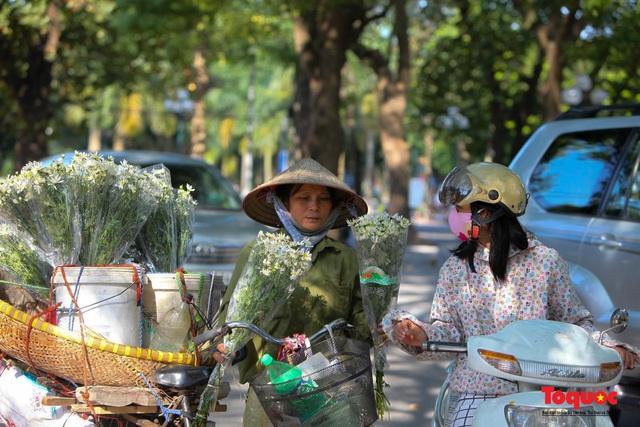 """Cúc Họa mi """"xuống phố"""" mang gió đông về khắp phố phường Hà Nội - Ảnh 15."""