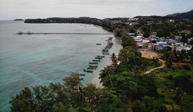 Miền quê biển Thái Lan hồi sinh bất chấp du lịch khó khăn vì Covid-19 - Ảnh 1.