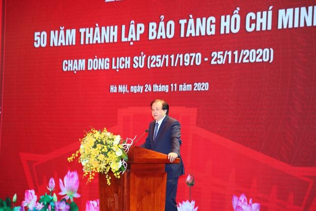 Bảo tàng Hồ Chí Minh điểm đến thân thiết của đồng bào, điểm tham quan yêu thích của bạn bè khắp năm châu - Ảnh 1.