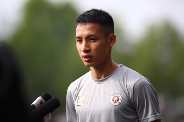 Tân binh Geovane ra mắt Hà Nội FC trong ngày hội quân - Ảnh 1.