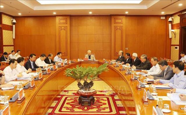 Tổng Bí hư, Chủ tịch nước: Sớm kết thúc điều tra vụ án Nhật Cường và Công ty Gang thép Thái Nguyên - Ảnh 1.