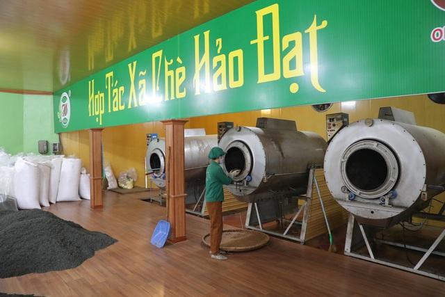 Mô hình sản xuất chè kết hợp du lịch trải nghiệm góp phần nâng tầm đặc sản chè Thái Nguyên - Ảnh 10.