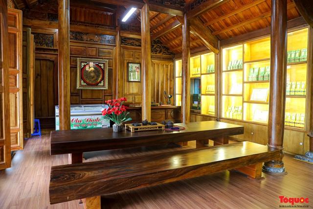 Mô hình kinh doan kết hợp du lịch trải nghiệm góp phần nâng tầm đặc sản chè Thái Nguyên - Ảnh 20.