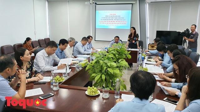 Thứ trưởng Nguyễn Văn Hùng gợi mở cho ngành Du lịch Đà Nẵng phát triển - Ảnh 1.