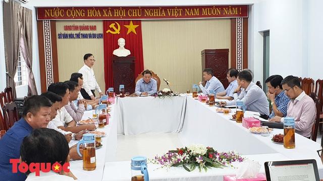 Quảng Nam cần chú trọng phát triển du lịch bền vững, bảo vệ tài nguyên, môi trường và di sản - Ảnh 1.