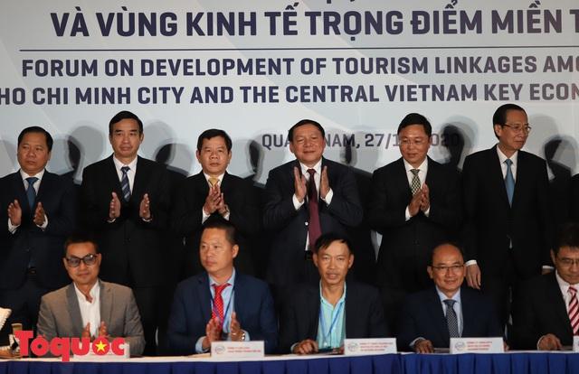 Du lịch muốn phát triển bền vững thì phải liên kết với nhau - Ảnh 2.
