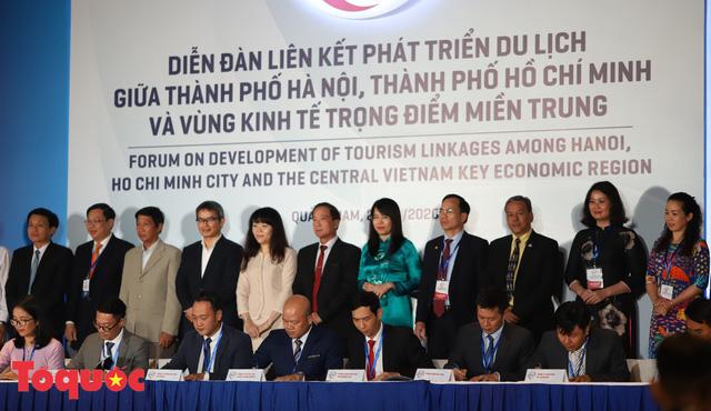 Du lịch muốn phát triển bền vững thì phải liên kết với nhau - Ảnh 4.