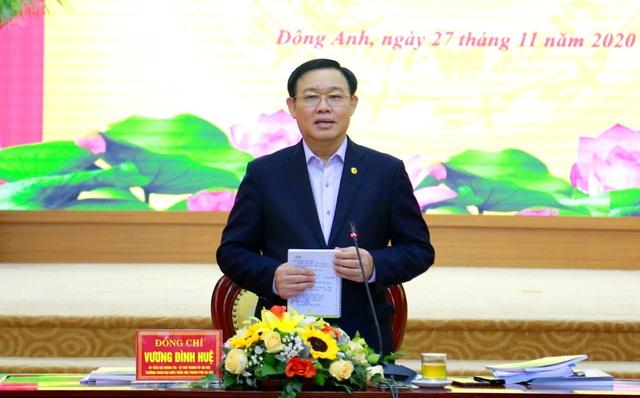 """Bí thư Hà Nội: Tránh tình trạng """"Thành phố thì mở, Sở thì tắc"""" - Ảnh 2."""