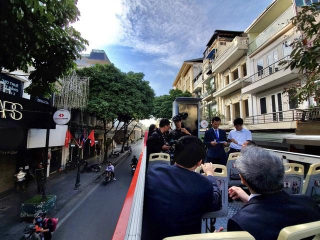 Hà Nội: Người dân tại 3 quận trung tâm đã có thể trải nghiệm dịch vụ 5G - Ảnh 2.