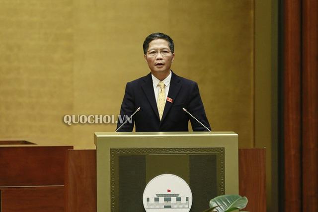 Bộ trưởng Trần Tuấn Anh: Từ năm 2016, Bộ Công Thương không bổ sung bất kỳ dự án thủy điện nào - Ảnh 1.