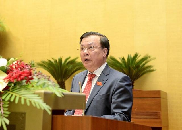 Bộ trưởng Tài chính: Thu ngân sách 10 tháng thấp nhất thập kỷ, Chính phủ tiết kiệm chi - Ảnh 1.