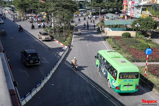 Chính thức thông xe Đường Vành đai 2 trên cao, đoạn Ngã Tư Sở - Ngã Tư Vọng - Ảnh 6.