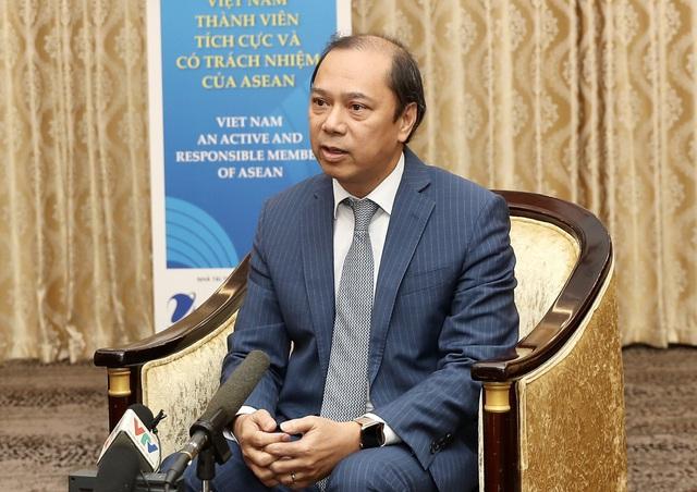 Các sáng kiến của Việt Nam không chỉ đóng góp cho hiện tại mà còn đảm bảo định hướng lâu dài cho ASEAN - Ảnh 1.