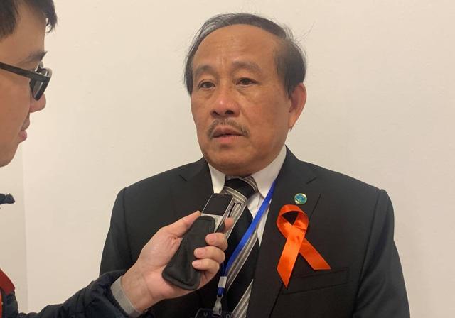 """PGS.TS Nguyễn Huy Nga: """"Trường hợp BN 1347 đã vi phạm rất nghiêm trọng quy định về cách ly""""  - Ảnh 1."""