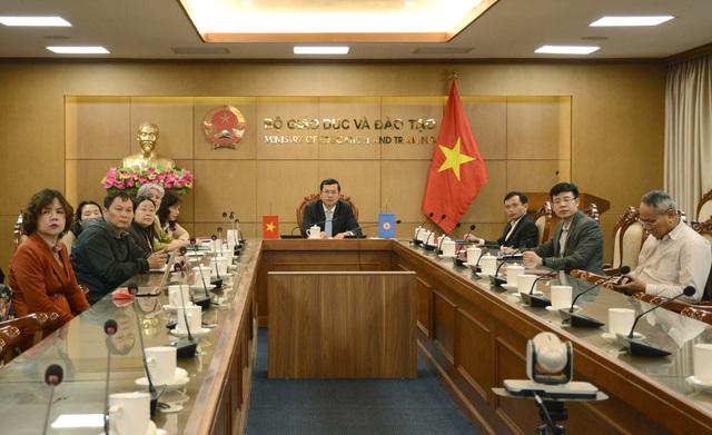 Học sinh tiểu học Việt Nam đứng đầu 6 nước trong khu vực về khả năng học tập - Ảnh 1.