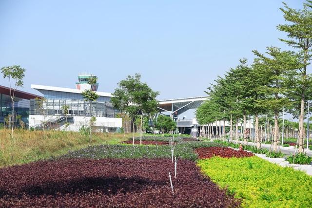 Điều ít biết về kiến trúc độc đáo của Sân bay khu vực hàng đầu thế giới 2020 (Kính nhờ chị hỗ trợ cho đăng giúp em vị trí Bài ảnh và Title xuất hiện trang chủ với ạ!) - Ảnh 12.