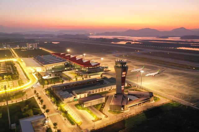 Điều ít biết về kiến trúc độc đáo của Sân bay khu vực hàng đầu thế giới 2020 (Kính nhờ chị hỗ trợ cho đăng giúp em vị trí Bài ảnh và Title xuất hiện trang chủ với ạ!) - Ảnh 13.