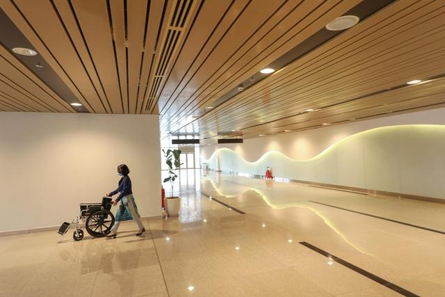 Điều ít biết về kiến trúc độc đáo của Sân bay khu vực hàng đầu thế giới 2020 (Kính nhờ chị hỗ trợ cho đăng giúp em vị trí Bài ảnh và Title xuất hiện trang chủ với ạ!) - Ảnh 8.