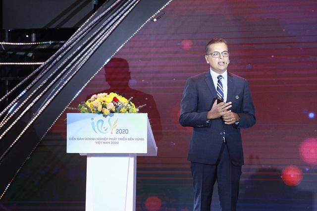 Nestlé Việt Nam được vinh danh Top 03 doanh nghiệp bền vững năm 2020   - Ảnh 3.