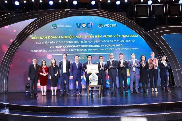 Nestlé Việt Nam được vinh danh Top 03 doanh nghiệp bền vững năm 2020   - Ảnh 4.