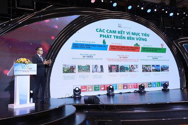 Nestlé Việt Nam được vinh danh Top 03 doanh nghiệp bền vững năm 2020   - Ảnh 2.
