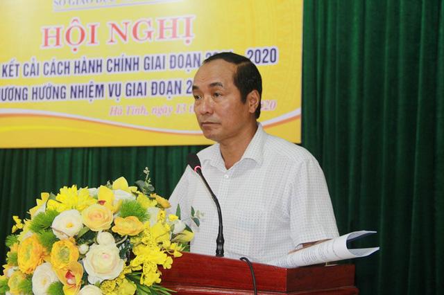 Vi phạm nghiêm trọng, nguyên Chánh án Tòa án nhân dân tỉnh Hà Tĩnh bị đề nghị kỷ luật - Ảnh 1.