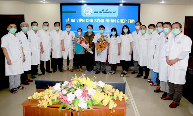 Trái tim từ Vũng Tàu mang lại sự sống cho nam bệnh nhân ở Huế - Ảnh 2.