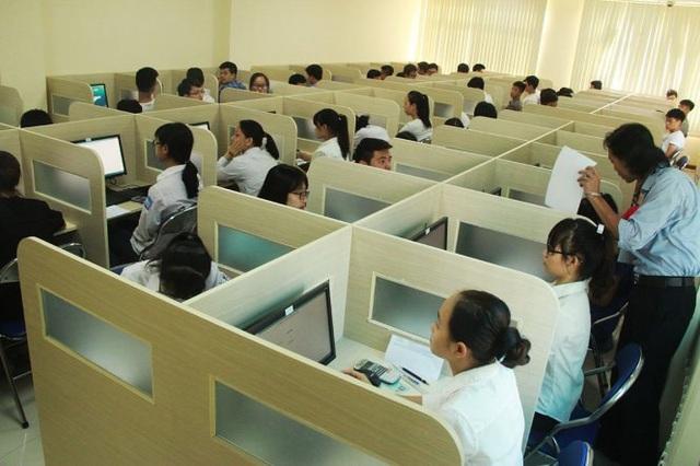 ĐH Quốc gia Hà Nội: Thí sinh làm bài thi đánh giá năng lực mẫu trực tuyến trước ngày 24/3 - Ảnh 2.