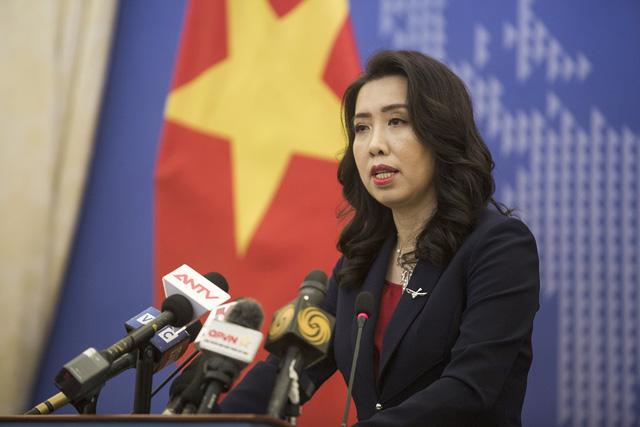 Bộ Ngoại giao lên tiếng về thông tin chính sách quản chế tự do báo chí tại Việt Nam - Ảnh 1.