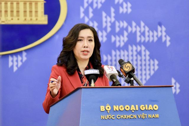 Thông tin mới nhất của Bộ Ngoại giao về việc Hoa Kỳ liệt kê Việt Nam vào danh sách thao túng tiền tệ - Ảnh 1.