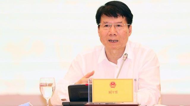 Thứ trưởng Bộ Y tế nói gì trước đề xuất giãn cách một số quận ở TP HCM - Ảnh 1.