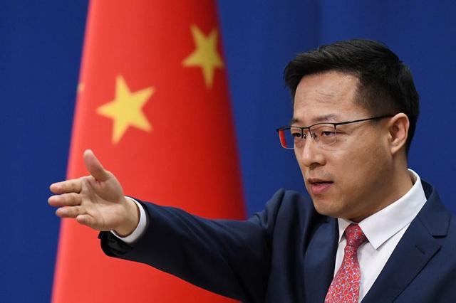 """""""Tiếp sức"""" ngoại giao chiến lang, Trung Quốc hé lộ thông điệp thực sự sau vụ đăng ảnh lính Australia - Ảnh 2."""