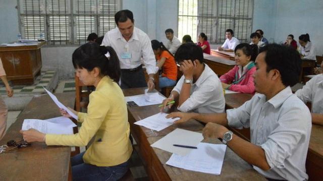 Đại học Quốc gia Hà Nội tổ chức từ 4-5 đợt thi đánh giá năng lực - Ảnh 1.