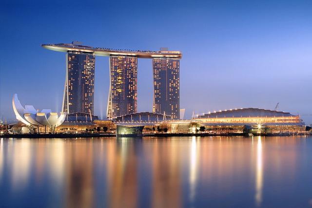 Top 10 khách sạn lớn nhất Châu Á, Việt Nam góp mặt 1 đại diện - Ảnh 9.