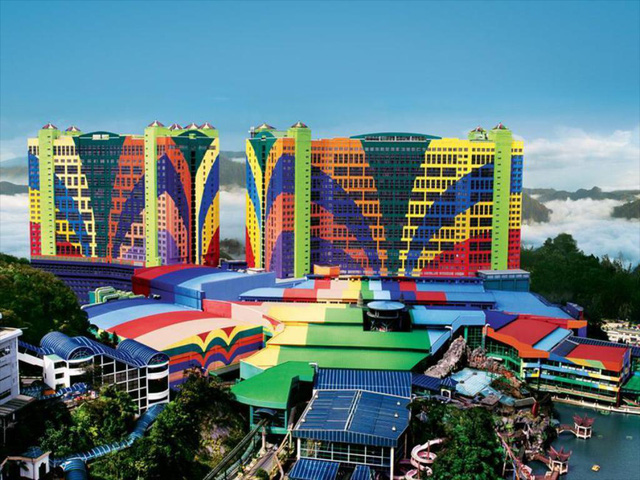 Top 10 khách sạn lớn nhất Châu Á, Việt Nam góp mặt 1 đại diện - Ảnh 1.