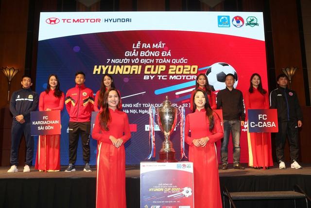 Giải bóng đá 7 người vô địch toàn quốc 2020: 150 triệu đồng cho nhà vô địch - Ảnh 1.