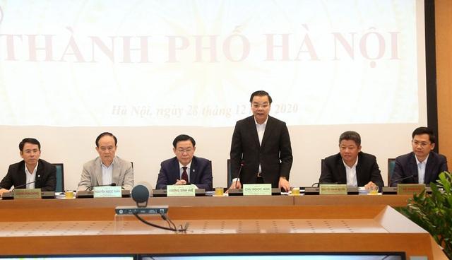 Hà Nội: Thu ngân sách năm 2020 tăng 3,5 lần so với 2019  - Ảnh 1.