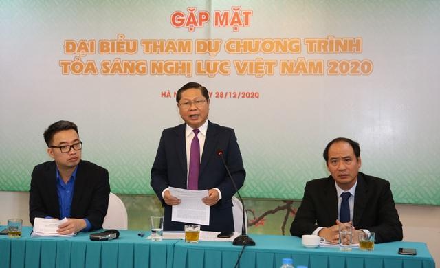 64 đại biểu người khuyết tật tham dự chương trình Tỏa sáng nghị lực Việt - Ảnh 1.