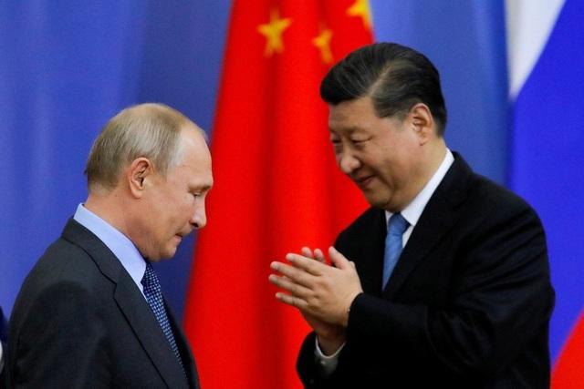 Trung Quốc khẳng định mối quan hệ với Nga bất chấp các khủng hoảng - Ảnh 1.