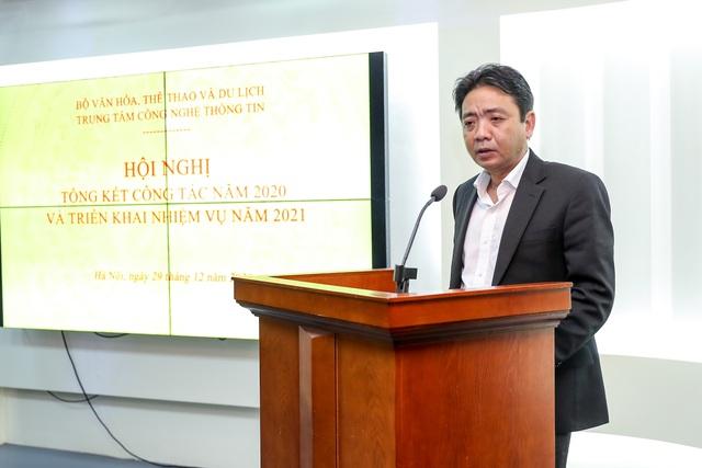 Thứ trưởng Hoàng Đạo Cương: Trung tâm CNTT cần coi trọng hai nhiệm vụ truyền thông và CNTT - Ảnh 1.