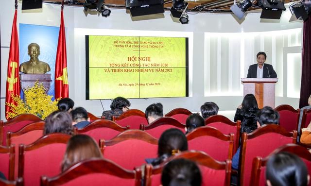 Thứ trưởng Hoàng Đạo Cương: Trung tâm CNTT cần coi trọng hai nhiệm vụ truyền thông và CNTT - Ảnh 3.