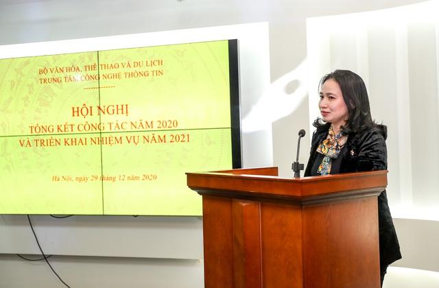 Thứ trưởng Hoàng Đạo Cương: Trung tâm CNTT cần coi trọng hai nhiệm vụ truyền thông và CNTT - Ảnh 2.