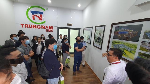 Kết nối hợp tác công nghệ thành phố thông minh Hàn Quốc – miền Trung Việt Nam - Ảnh 1.