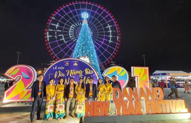 Khai mạc Lễ hội Đà Nẵng – Chào Năm mới 2021 - Ảnh 2.