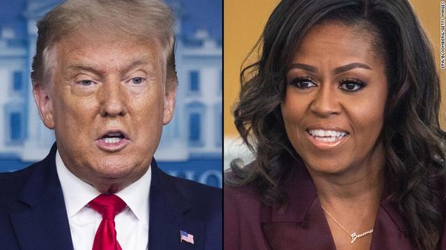 Tổng thống Trump đứng đầu danh sách được người Mỹ ngưỡng mộ nhất trong năm 2020 - Ảnh 1.